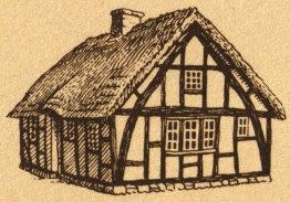 Cruck Frame House
