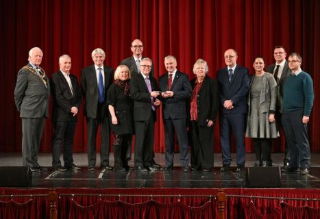 Royal Sutton Coldfield Community Town Hall trustees
