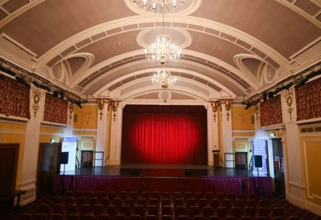 Town Hall Trust plans to revamp the venue