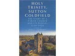 Holy Trinity Parish Church Book Aug 2020