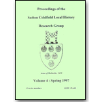 Volume 4 : Spring 1997 - Cover & Contents