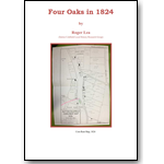 Four Oaks in 1824