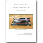Sutton Coldfield Trades Directories