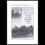 The First World War Tank In Sutton Park