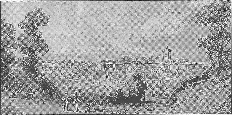 Sutton Coldfield 1863