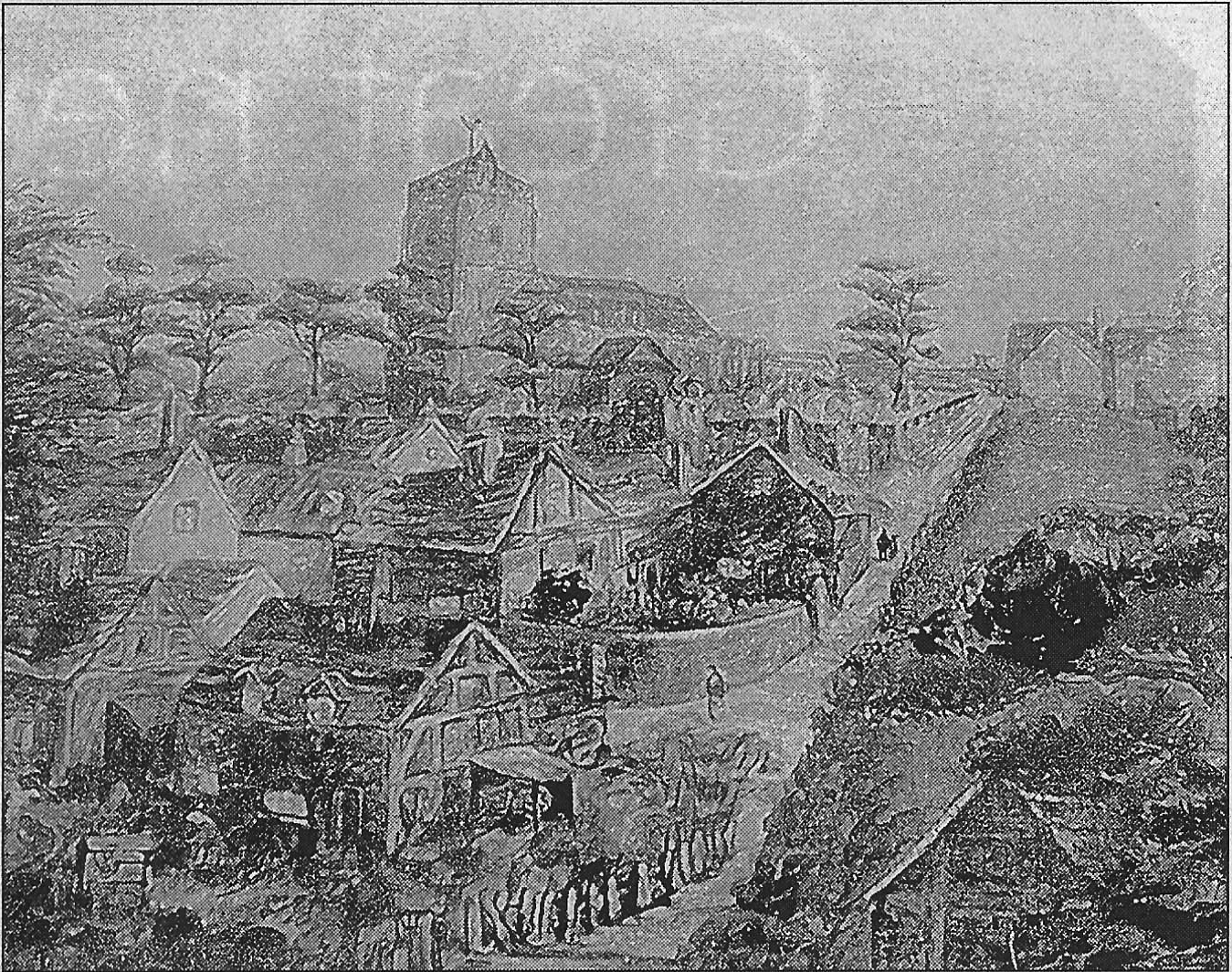 Sutton Coldfield c. 1800