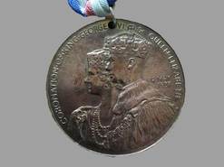 Coronation  Medallion 1937