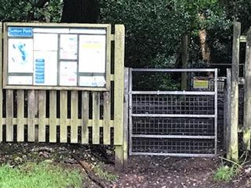 Sutton Park Pedestrian Gates