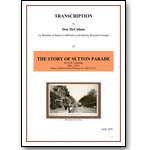 The Story of Sutton Parade