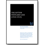 The Sutton Post Card Case