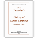 Twamley's 'History of Sutton Coldfield' 1855