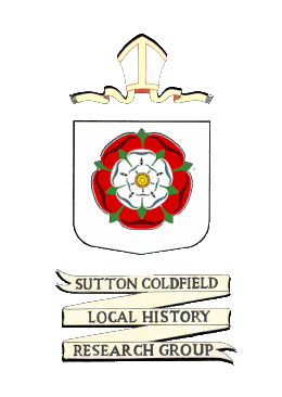 Sutton Coldfield Local History Research Group Logo